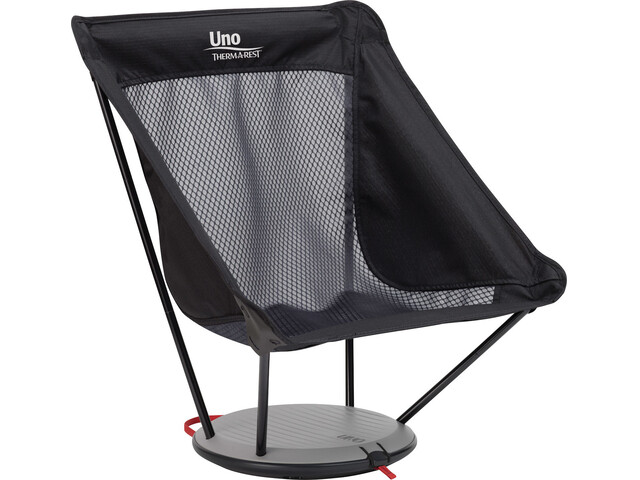 Therm-a-Rest UNO - Siège camping - noir